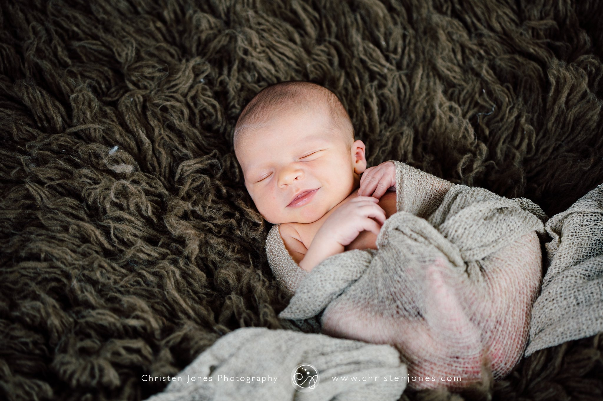 Welcoming Baby Greyson || Memphis Newborn Photographer || Christen Jones Photography
