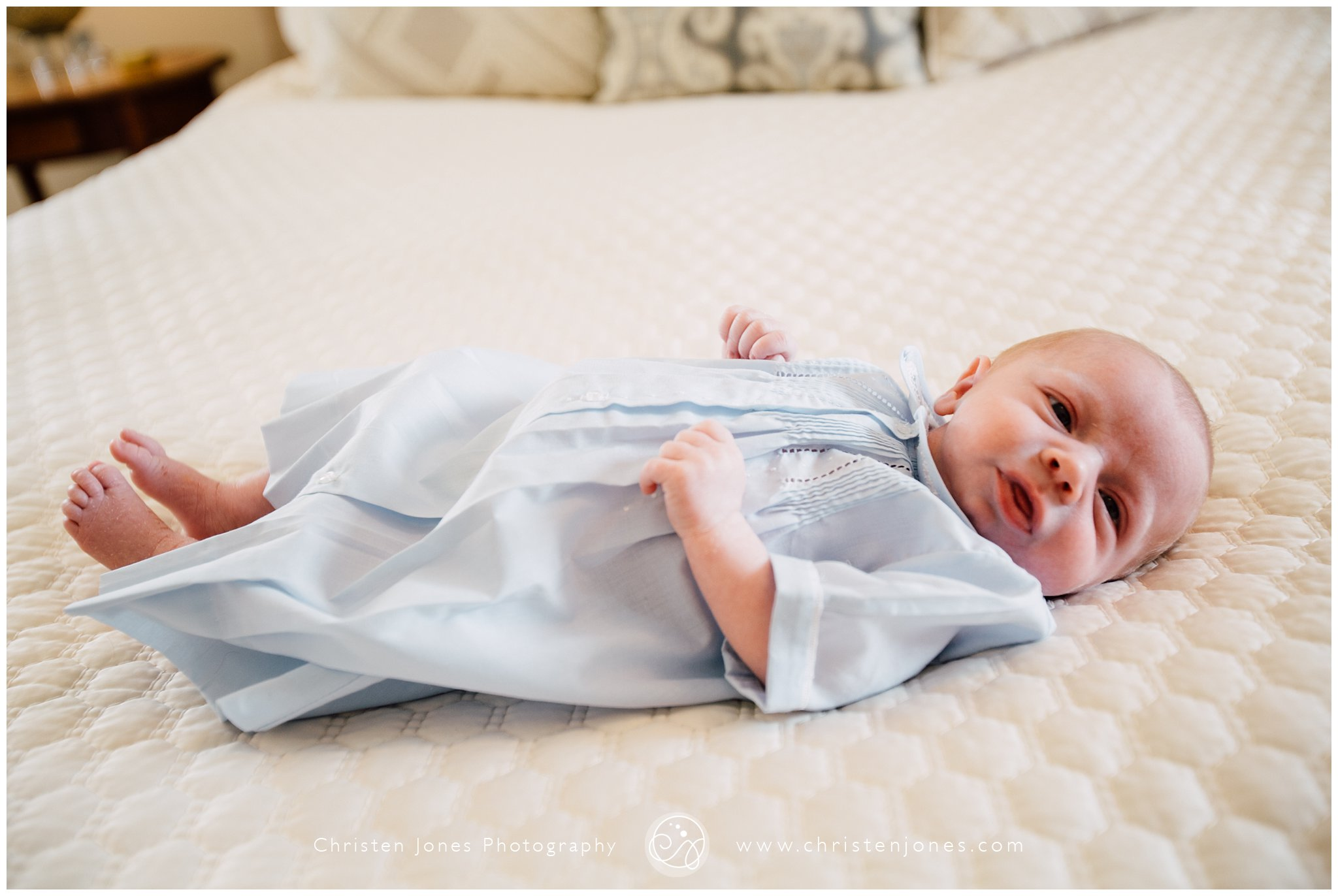 Welcoming Baby Trey || Memphis Lifestyle Photographer