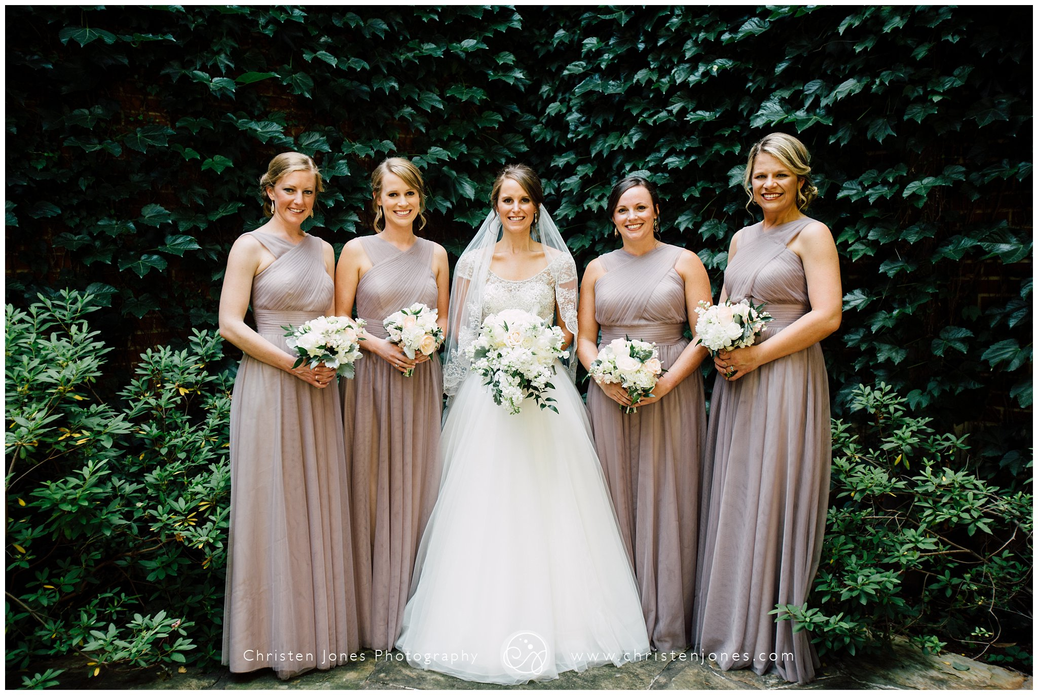 Elizabeth daniels wedding at hope church and the memphis zoo bridesmaid dresses ballew bridal junglespirit Image collections