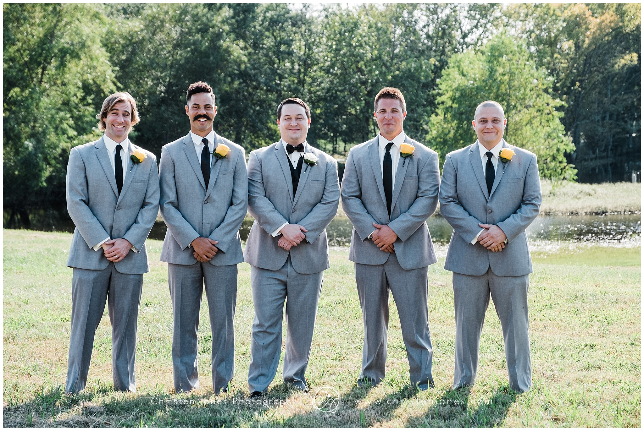 Sarah + Kenny || Wedding at FedEx Event Center at Shelby Farms ...